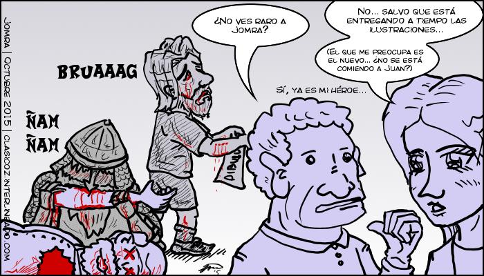 Zid Ilustrazombi 04